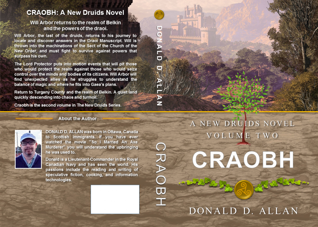 Craobh Edition 1 Full Book Cover