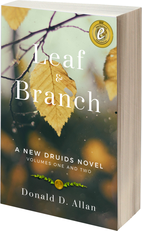 Leaf and Branch (New Druids series Vol 1 & 2)