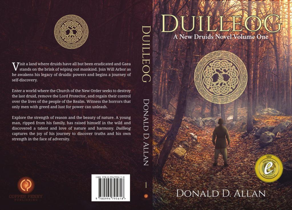 New Duilleog Paperback Cover